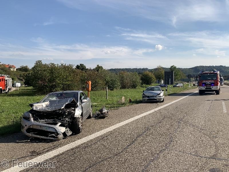 Technische Hilfeleistung: Verkehrsunfall